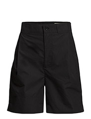 Marine Shorts - Black Dobby