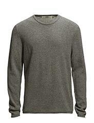 Con Sweater - Grey Mel