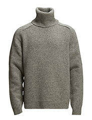 Zack Sweater - Grey Mel