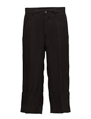 Wall Trouser - BLACK