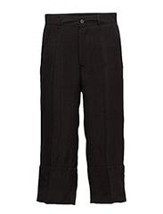 Wall Trouser - BLACK