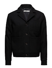 Billy Jacket - BLACK