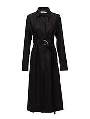 Mohr Coat - BLACK