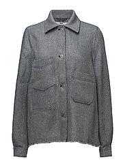 Mudd Jacket - BLUE MEL