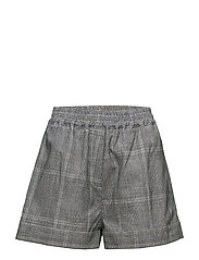 Sun shorts - GREY CHECK