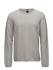 Prime Sweater - WHITE MEL