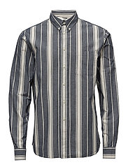 Air Pocket BD Shirt - BLUE STRIPE