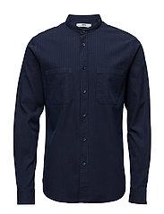 Rick Shirt - BLUE STRIPE