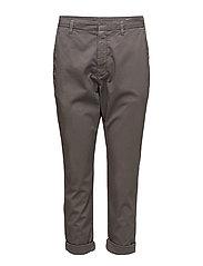 News Trouser - LT GREY