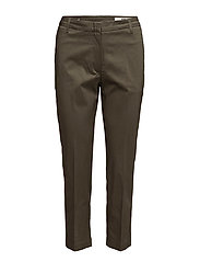 Lobby Trouser - KHAKI GREEN