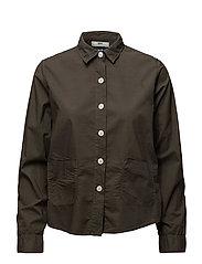 Rig Shirt - DK KHAKI
