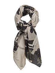 Whisper Scarf - FLORAL PRINT