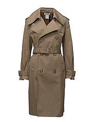 Oak Coat - BEIGE