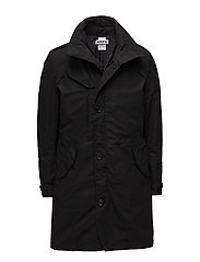 Goodman Coat - BLACK