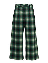 Fort Trouser - GREEN CHECK