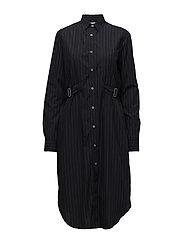 Stack Shirt - BLACK STRIPE