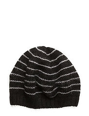 Baghera Hat - BLACK STRIPE