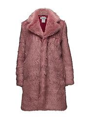 Foxy Coat - PINK