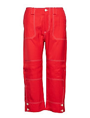 Mix Trouser - RED
