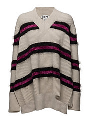 Moon Sweater - STRIPE
