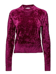 Tone Sweater - BRIGHT PINK