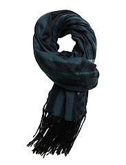 Cover Scarf - BLUE PATTERN