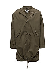 Tail Parka - KHAKI GREEN