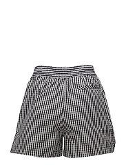 Giza Shorts - BLACK CHECK