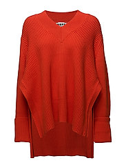 Moon Sweater - TANGERINE