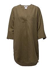 Dose Dress - OLIVE