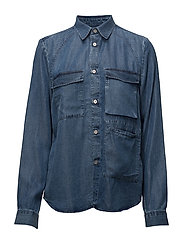 Sand Shirt - BLUE DENIM
