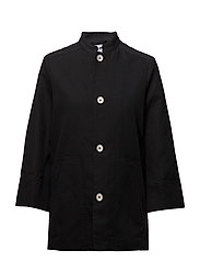Tray Jacket - BLACK