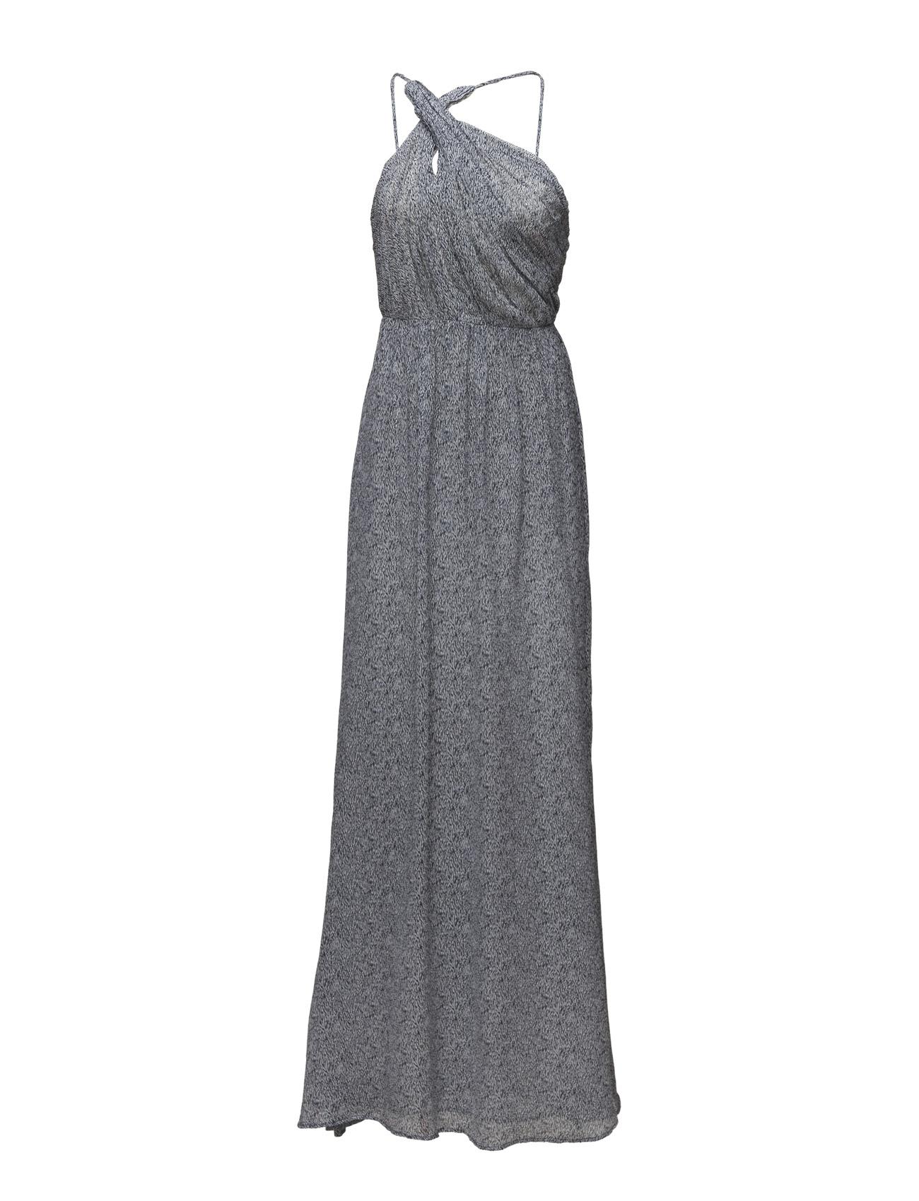 Maxi Dress Intropia Maxi Kjoler til Kvinder i Marine blå
