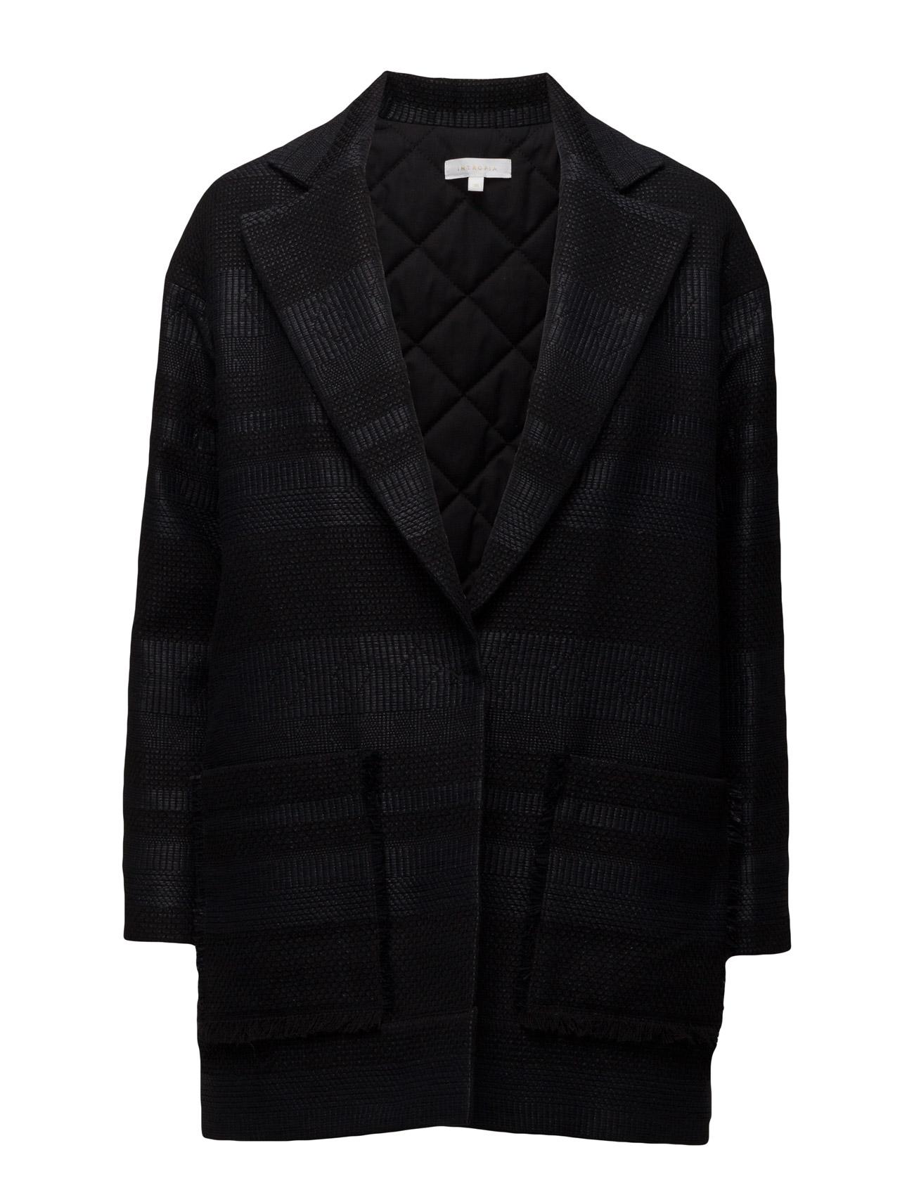 3/4 Lengh Jacket Intropia Frakker til Damer i