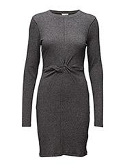 Dress - MEDIUM MELANGE GREY