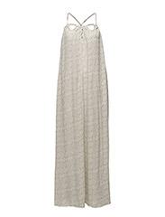 Maxi dress - SMOKE