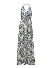 Maxi dress - AQUAMARINE