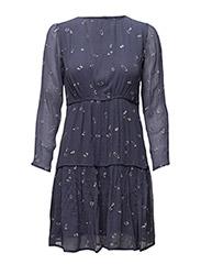 Dress - PRUNE