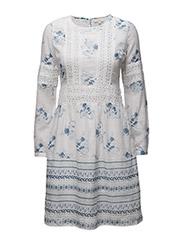Dress - BLUE PRINT