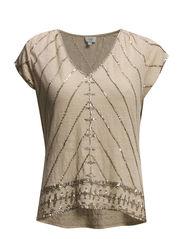 Tshirt - Beige