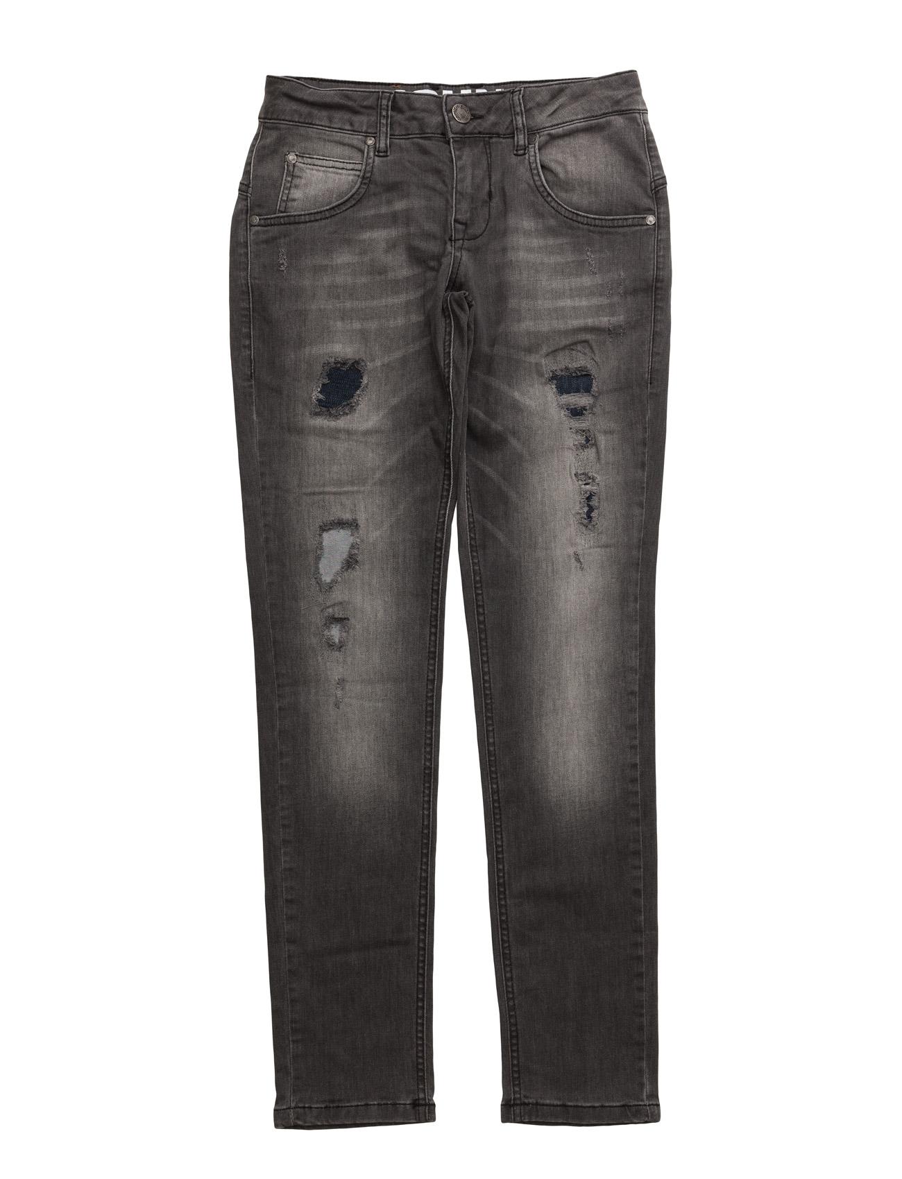 Pipe Jeans HOUNd til Børn i Mørkegrå