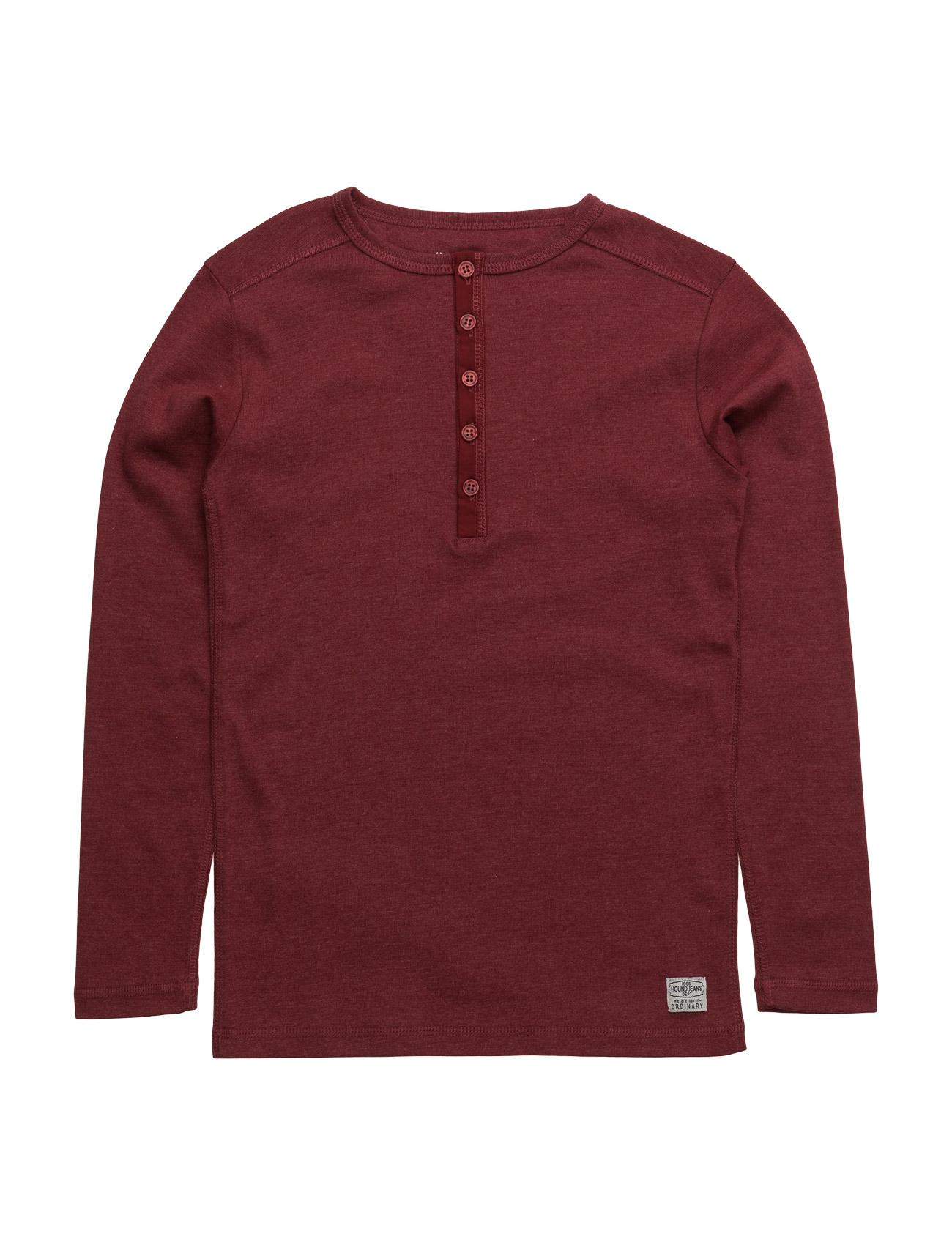 Granddad L/S HOUNd Langærmede t-shirts til Børn i