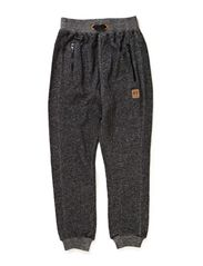 Jog pants - black mix