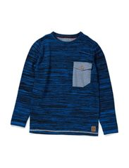 Knit - Navy mix