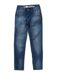 Jeans PIPE - denim blue
