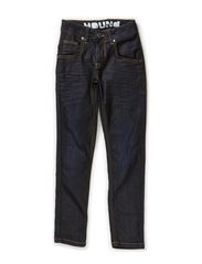 Jeans PIPE - dark denim