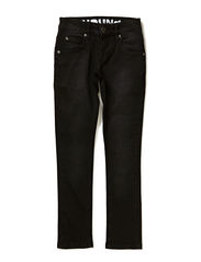 XTRA SLIM Jeans - black denim