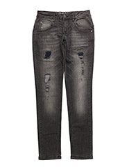PIPE jeans - DARK GREY