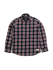 Flannel shirt l/s - CHECKS