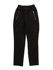 DUDE Pants - BLACK